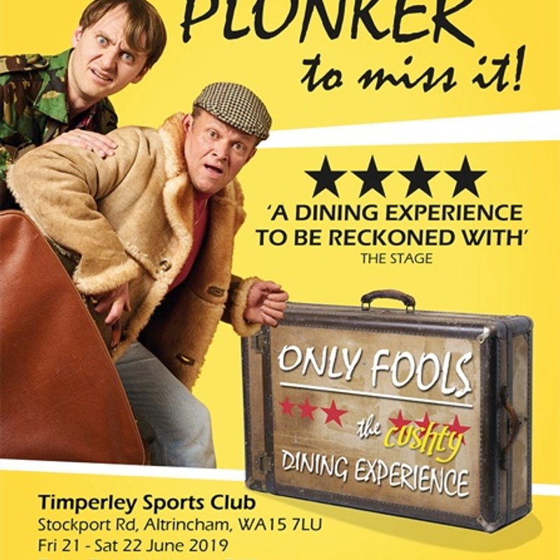 'Only Fools, The (cushty) Dining Experience'