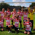 Under 11s Tyro lose to Winchester City 2 - 0