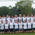Ladies 1st Team lose to Stanford Le Hope Ladies 7 - 36