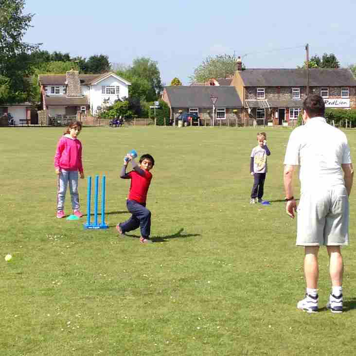 ECB All Stars Cricket for 5 to 8 year olds