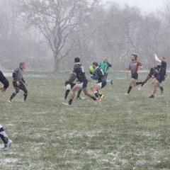 DSM Rugby v. Cedar Rapids Headhunters - 11/15/14
