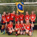 Tough debut in Kent Girls U16 A league