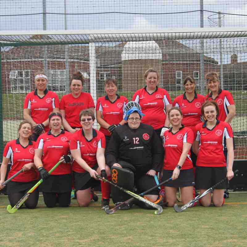 2nd X1 VS Felixstowe Ladies 3 18Mar17