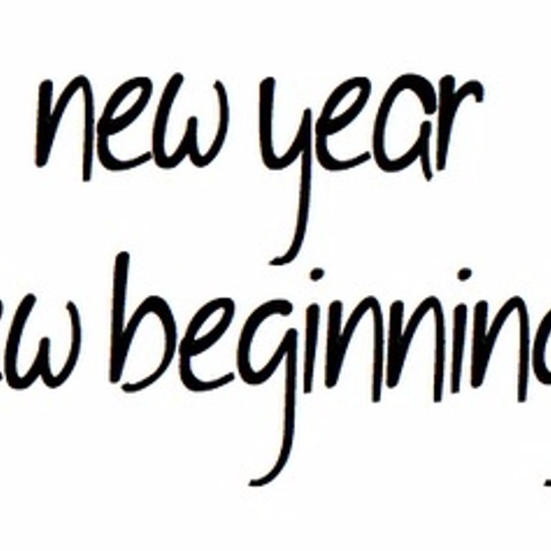 NEW YEAR & NEW CHALLENGES