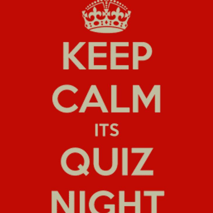 Quiz night 27th July