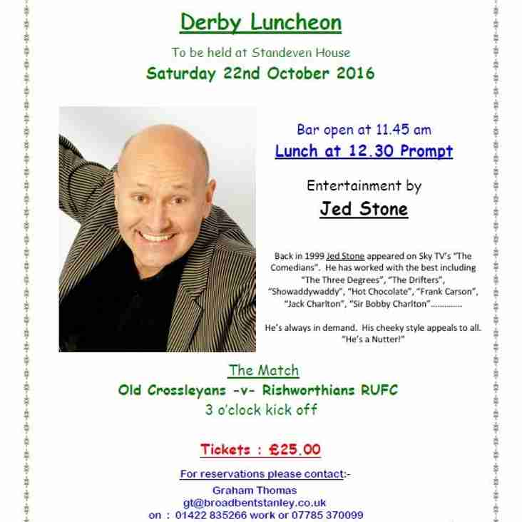 Derby Luncheon