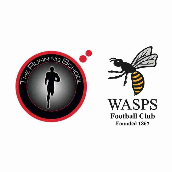 The Running School & Wasps FC