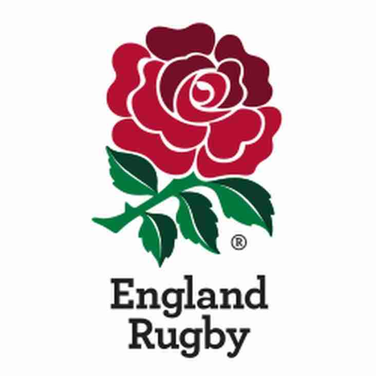England Rugby - Age Grade Rugby