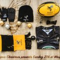 Wasps FC Christmas presents