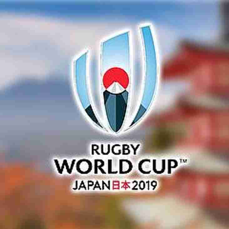 England to face France and Argentina in 2019 Rugby World Cup Group Stages