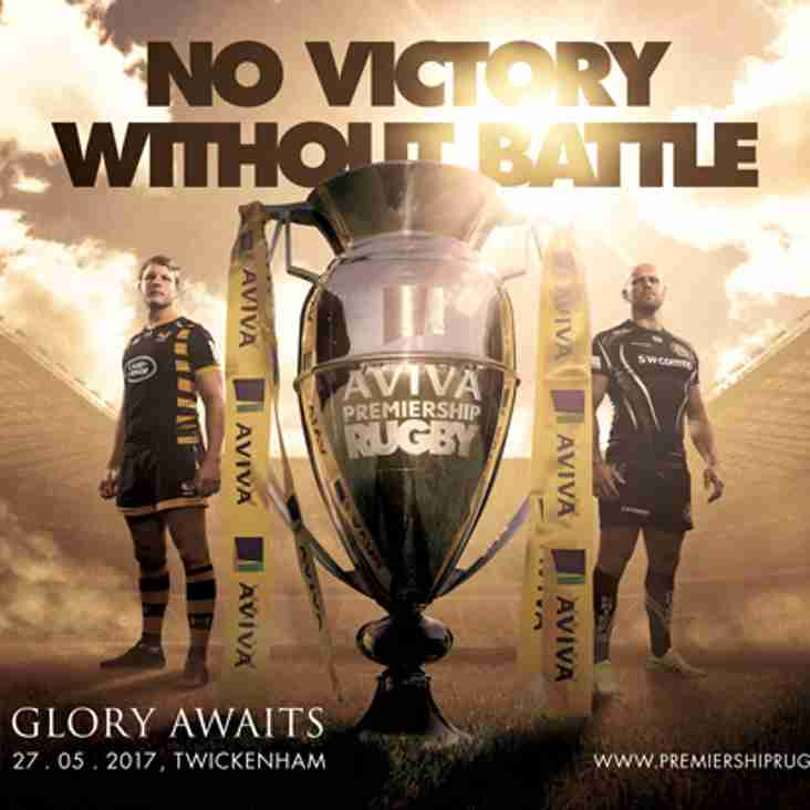 Aviva Premiership Final live at Wasps FC