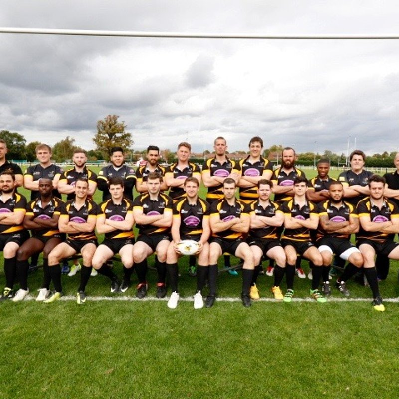 Wasps FC 15 - 15 Actonians