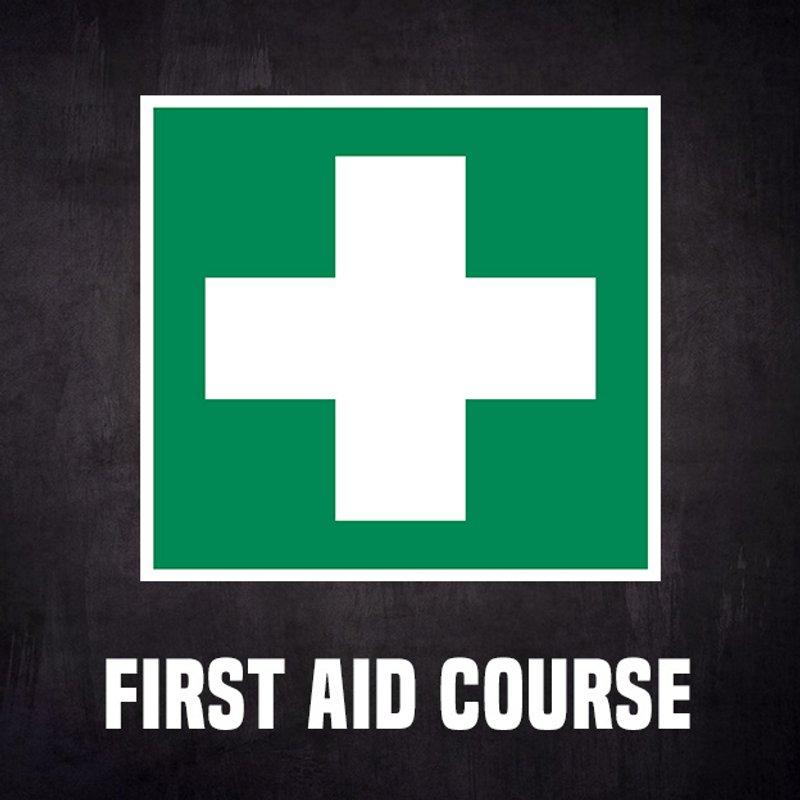 Update your First Aid at Twyford