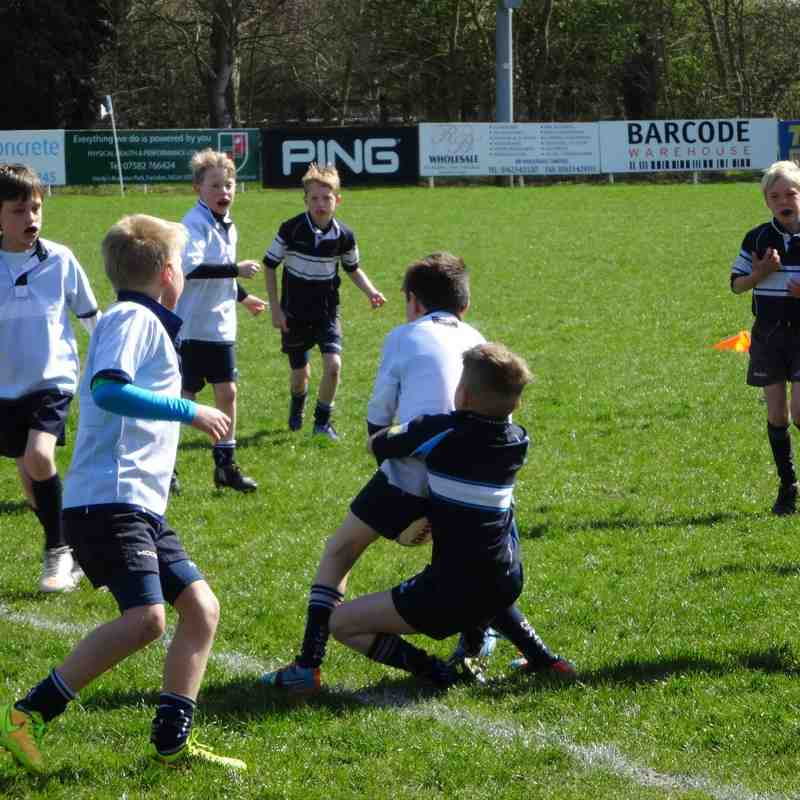 Newark Minis Raise the Curtain on 11 April 2015