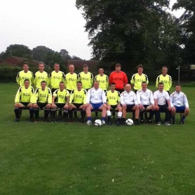Dunkirk AFC vs. Bingham Town Football Club
