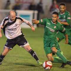 Bamber Bridge 3-5 Burscough 15/03/2016