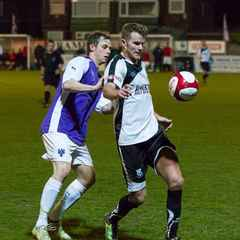 Bamber Bridge 1-0 Northwich Victoria Match Report by Sam Carney