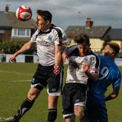 Bamber Bridge 1-0 Clitheroe 28/03/2016