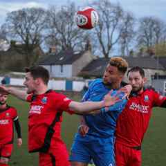 Clitheroe 1-4 Bamber Bridge 05/04/2016