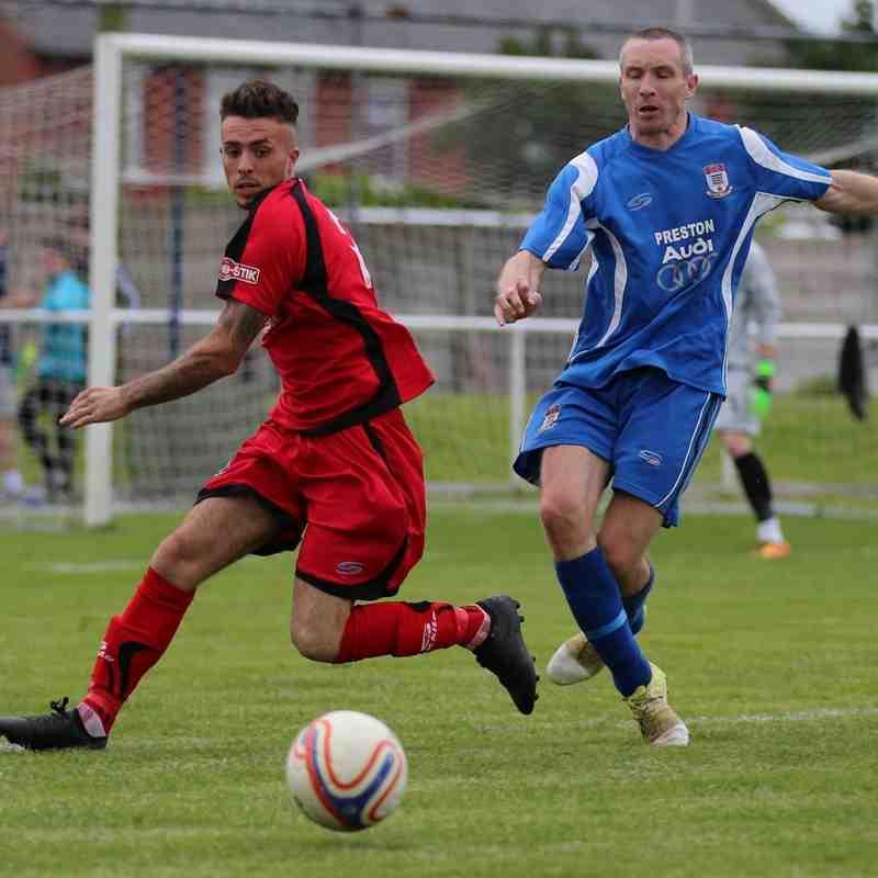 Squires Gate 3-4 Bamber Bridge FC 26/07/2016