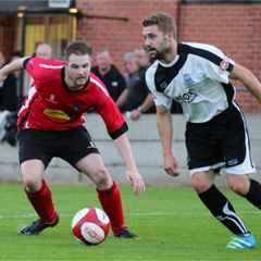 Bamber Bridge FC 2-3 Longridge Town FC 28/07/2016