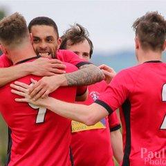 Longridge Town 1-0 Whitehaven AFC Match Photos by Paul Vause 29/04/2017