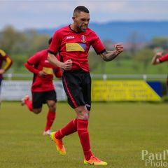 Longridge Town 2-0 Vickerstown FC 06/05/2017 Match Pictures by Paul Vause