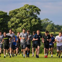 Longridge Town 2017 Pre-Season Training