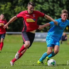 Lytham Town 4-4 Longridge Town Pre-Season Match Photos By Paul Vause