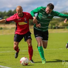 Longridge Town 2-0 Tempest United 05/08/2017 Match Photos by Paul Vause