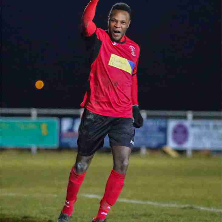 WILKINSON THE THORN IN CLEVELEYS SIDE AS TUTU SEALS VICTORY