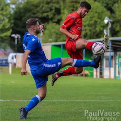 Longridge Town 0-5 Bamber Bridge - Match Photos 24-07-2018