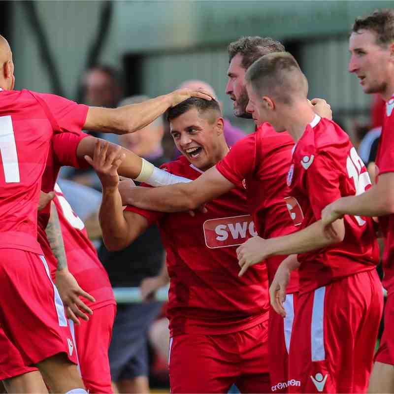 Longridge Town 5-3 AFC Liverpool 04/08/2018 Match Photos
