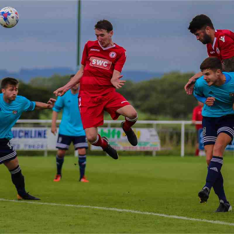 Longridge Town 5-1 Prestwich Heys 18/08/2018 Match Photos
