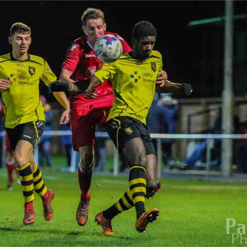 Longridge Town 1-3 Colne FC Match Photos