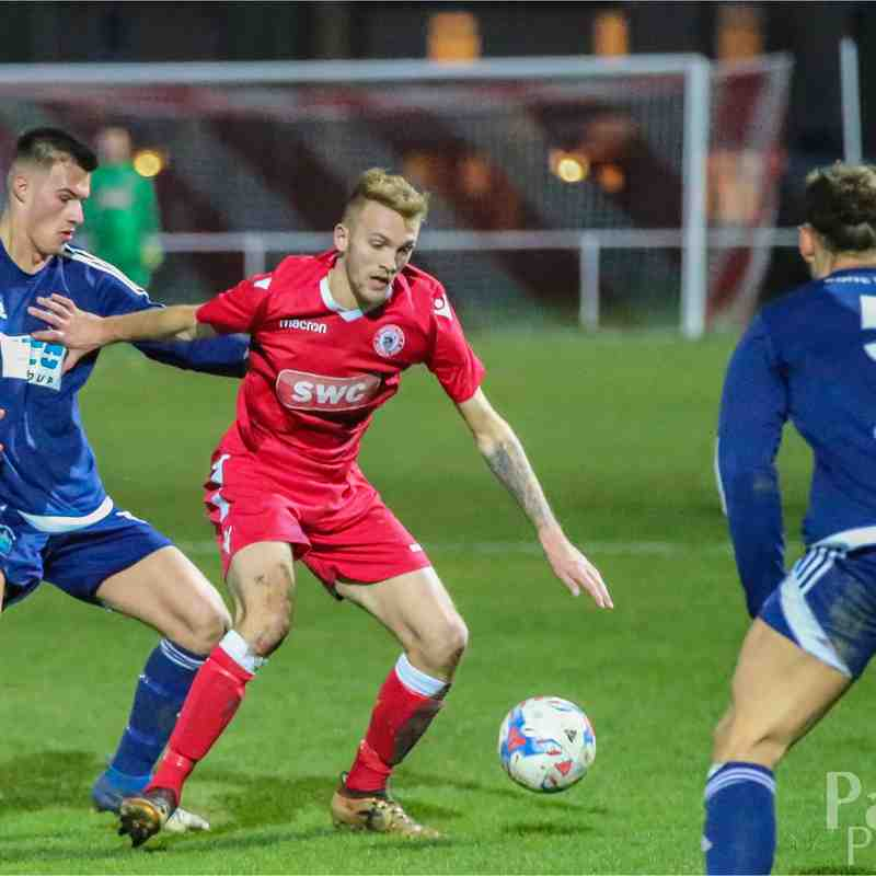 Longridge Town 1-2 AFC Darwen 17/11/2018 Match Photos