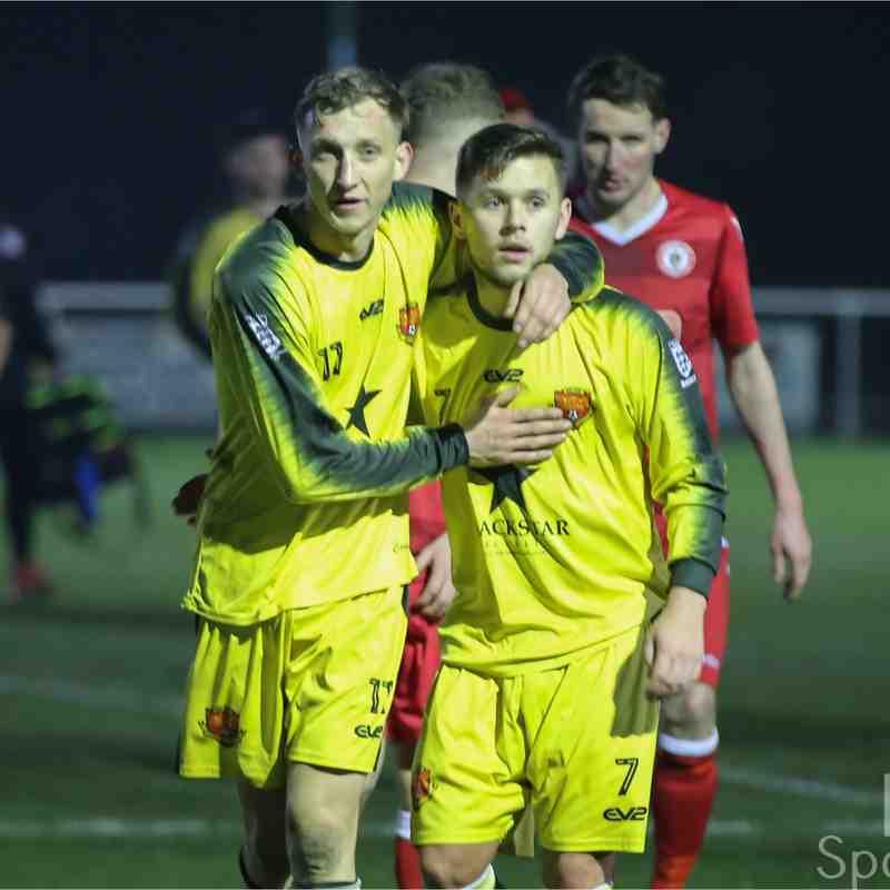 Longridge Town 3-0 Avro FC 27-02-2019 Match Photos