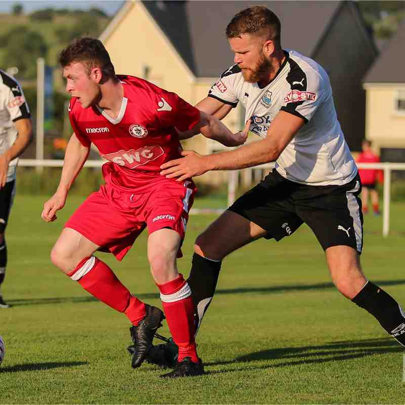 Longridge Town 2-2 Bamber Bridge FC 11/07/2019 Match Photos