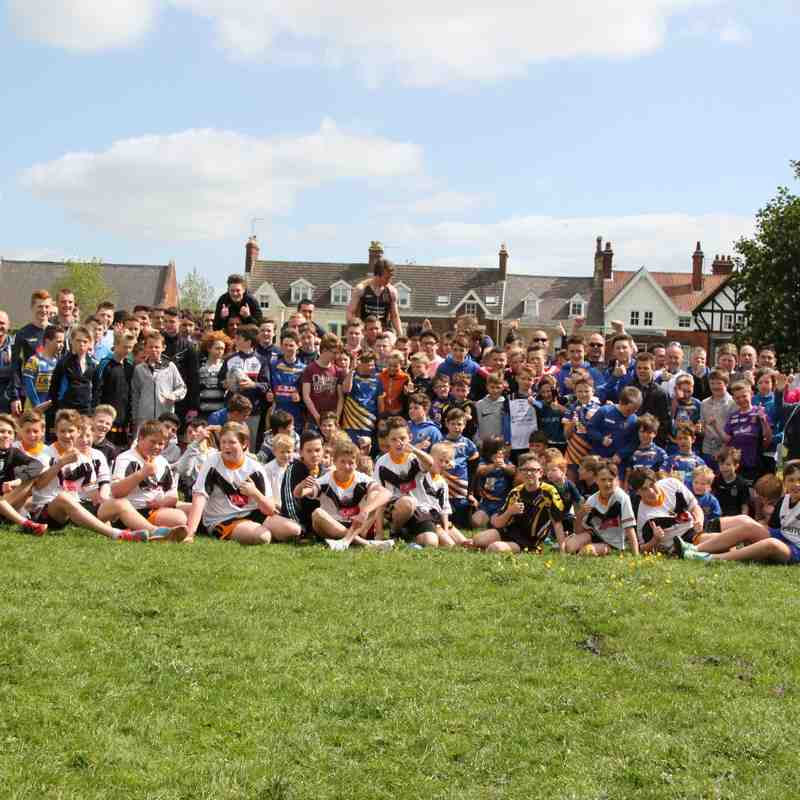 Beverley Braves Fun Run 2015