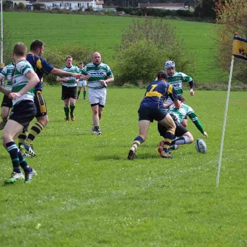 Cannock V Trentham 19/4/2014