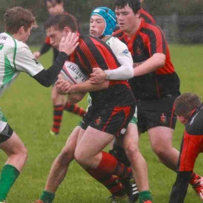 Colts XV v Newton Abbott - Sat 15 Oct 2016