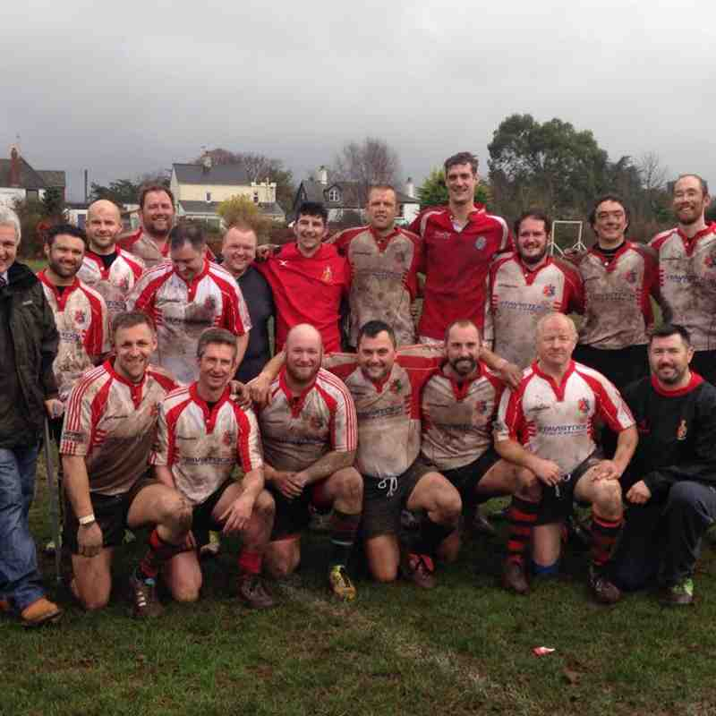 Vets vs Topsham 10th December 2016