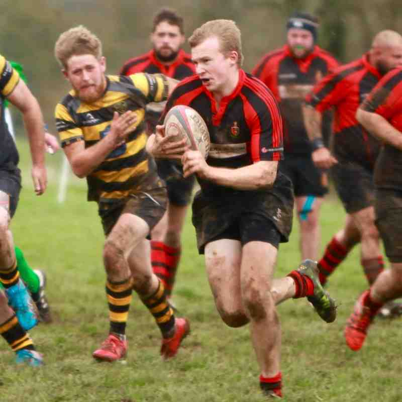 TRFC Seconds v North Tawton 2nd 211017