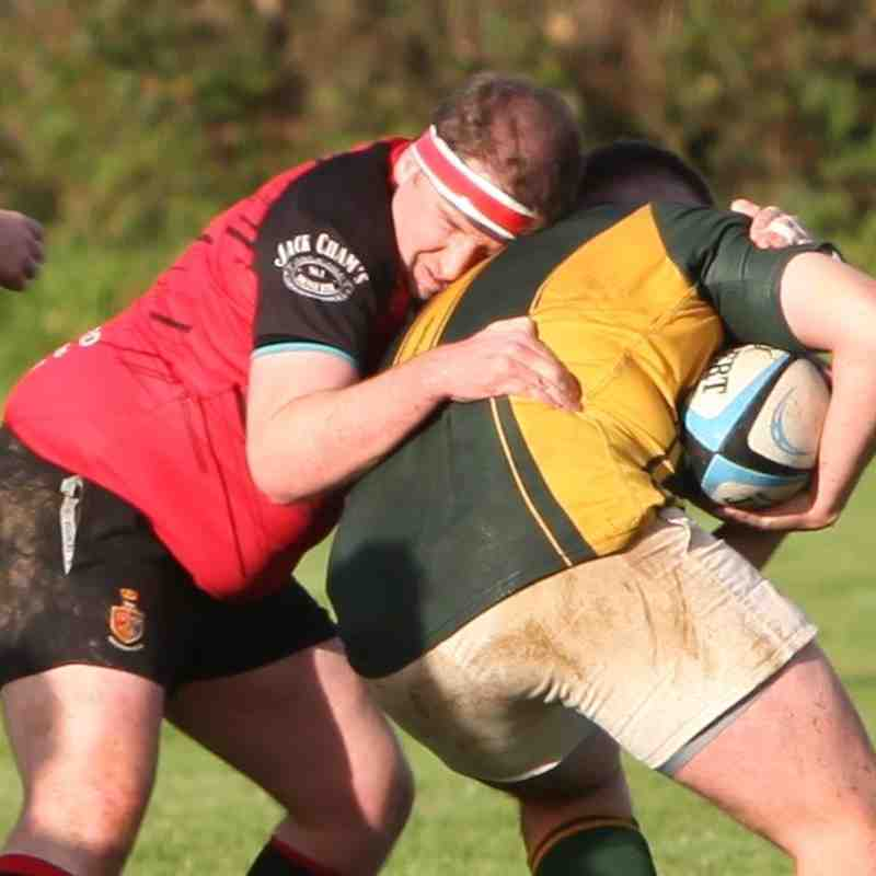 TRFC Firsts v Wessex  - 4th November 2017
