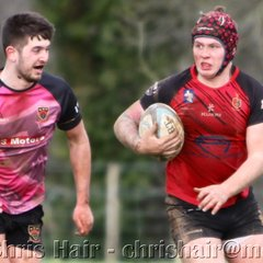 TRFC Firsts 7 v Wellington 40 - 17th February 2018