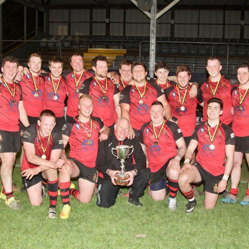 Double Cup Finals - Tavistock win the RNEC Cup!