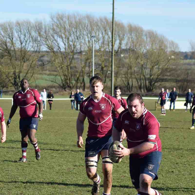 Bletchley 1st v Swindon 8.3.15