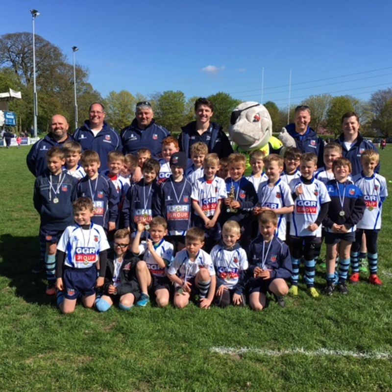 Cheshire Cup Fair Play Winners