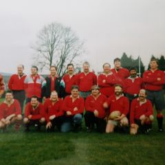 BIRCHGROVE UNDER 16'S CHARITY GAME CIRCA 1993