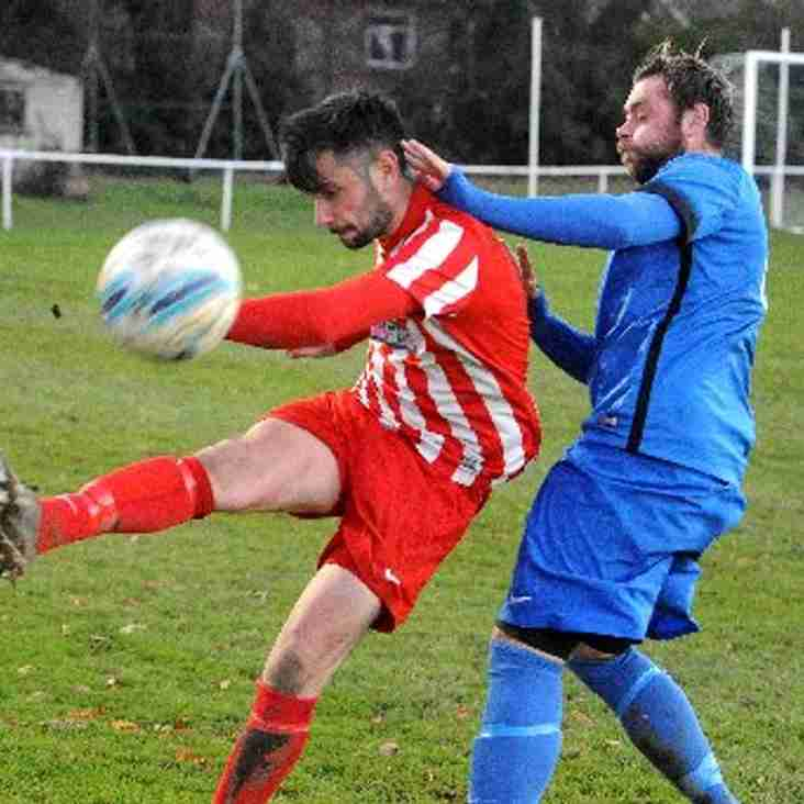 Stags hold firm against high flying Steyning